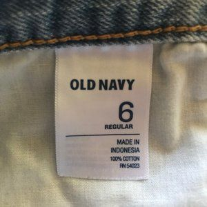 Old Navy Skirts - Old Navy Women's Denim Jean Skirt - Size 6